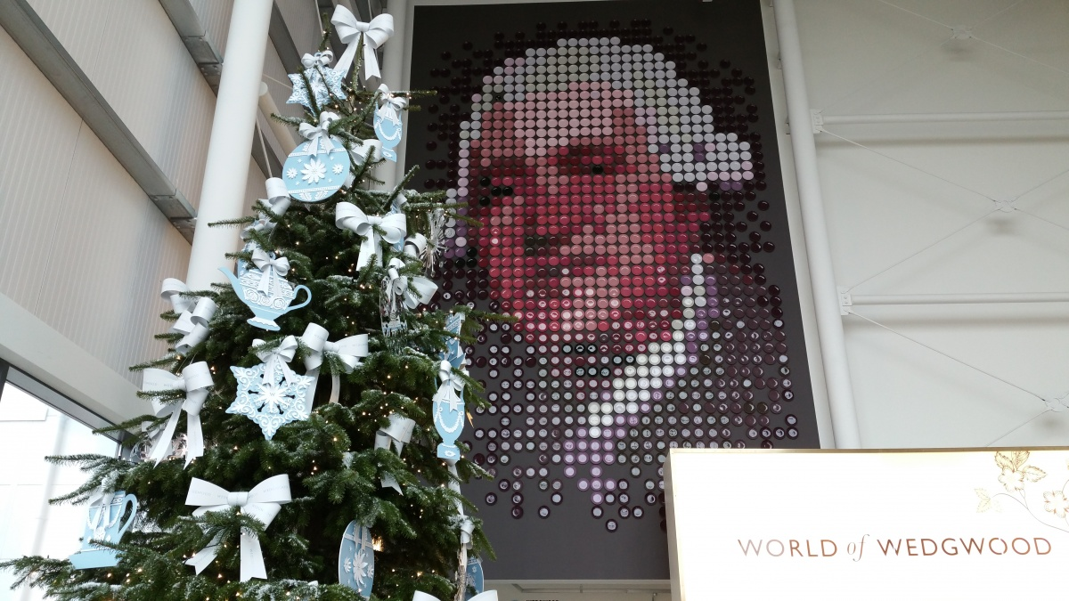 Christmas at Wedgwood