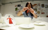 Design a plate in the Decorating Studio